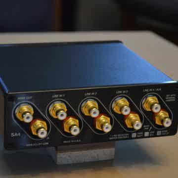 Goldpoint Level Controls SA4M Dual Mono