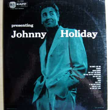 Johnny Holiday - Presenting Johnny Holiday - 1956 Mono ...