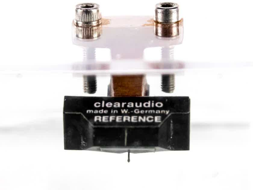 Clearaudio Insider Reference Wood MC Phono Cartridge; Moving Coil (19686)