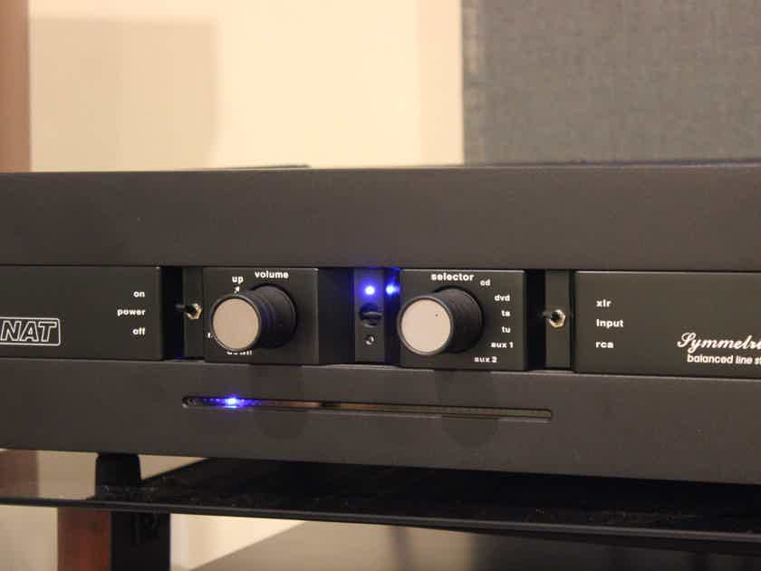"NAT Symmetrical Fully Balanced Tupe Preamplifier ""Excellent"""