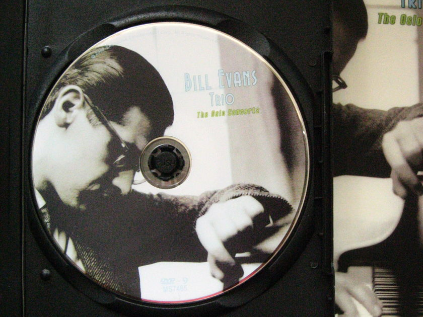 Bill Evans trio - The Oslo concert DVD