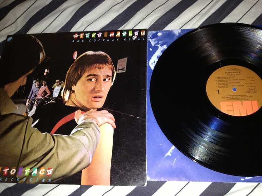 Steve Harley & Cockney Rebel - Face To Face EMI Capitol Records 2 LP Record Set Vinyl  NM