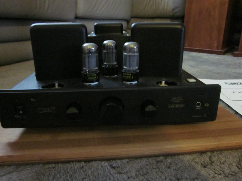 Cary Audio 300SEI Integrated Amp