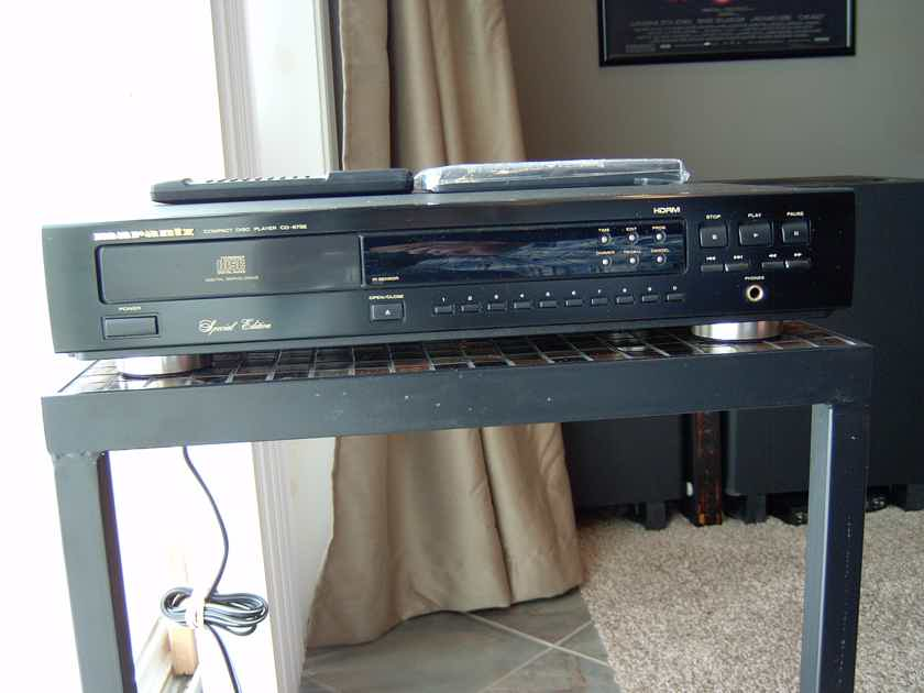 Marantz CD-67 se VGC