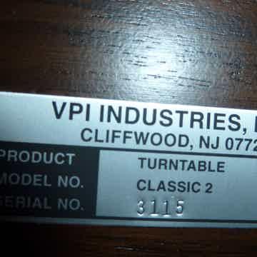 VPI Classic 2