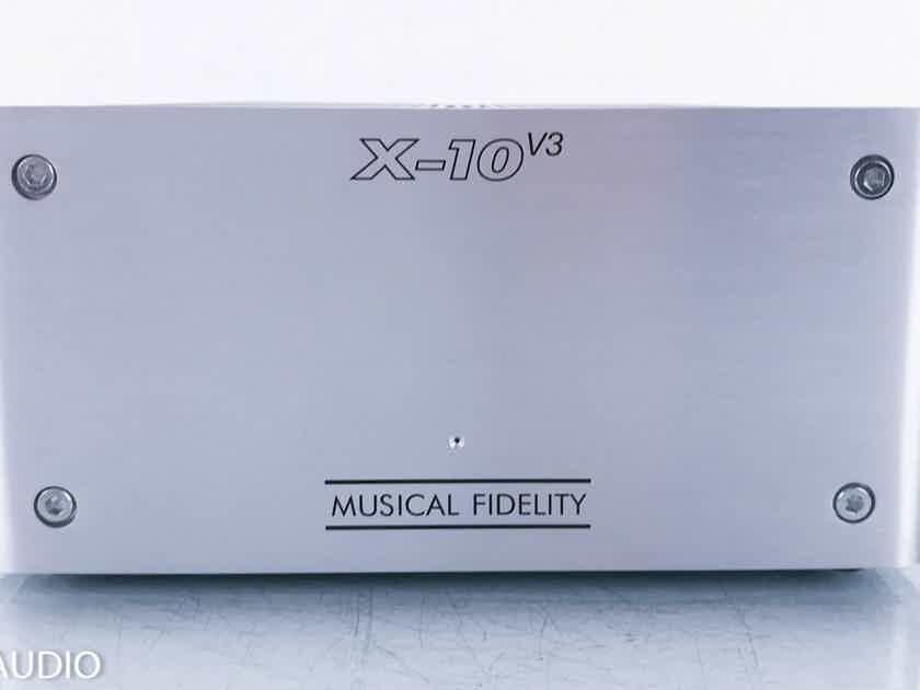 Musical Fidelity X-10 V3 Tube Output Buffer X10V3 (14692)