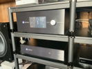 Acurus Act 4-20 and M8 Amplifier