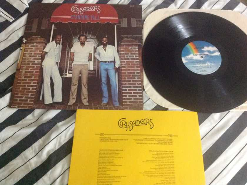 Crusaders - Unsung Heroes LP NM