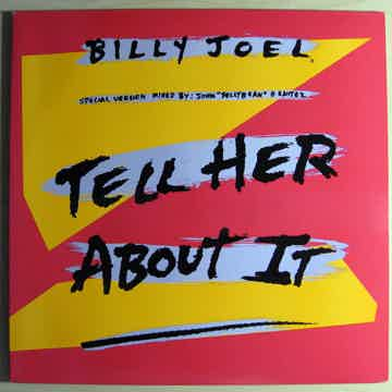 Billy Joel - Tell Her About It - STERLING Mastered EP 1...