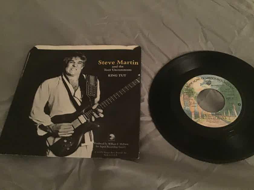 Steve Martin Promo Mono 45 With Picture Sleeve Vinyl NM  King Tut