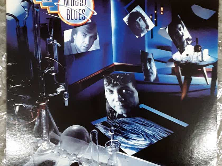 The Moody Blues - The Other Side Of Life 1986 NM Vinyl LP Polydor 829 179-1 Y-1