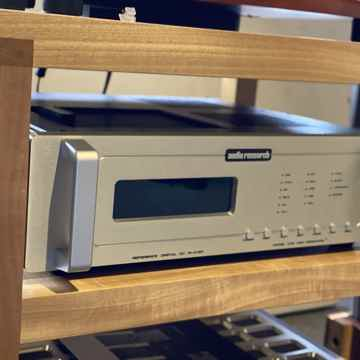Audio Research Reference CD9 great CD player!