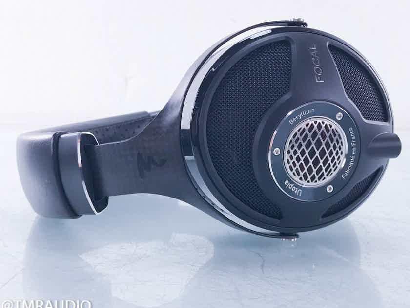 Focal Utopia Dynamic Open Back Headphones 13606 Over