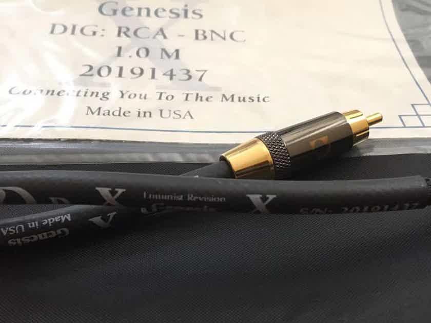 Purist Audio Design Genesis Luminist Revision