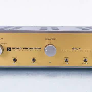 SFL-1 Stereo Hybrid Tube Preamplifier