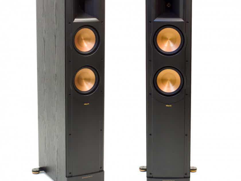 Klipsch RF-82II Floor Speakers