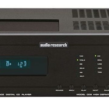Audio Research Reference CD-9