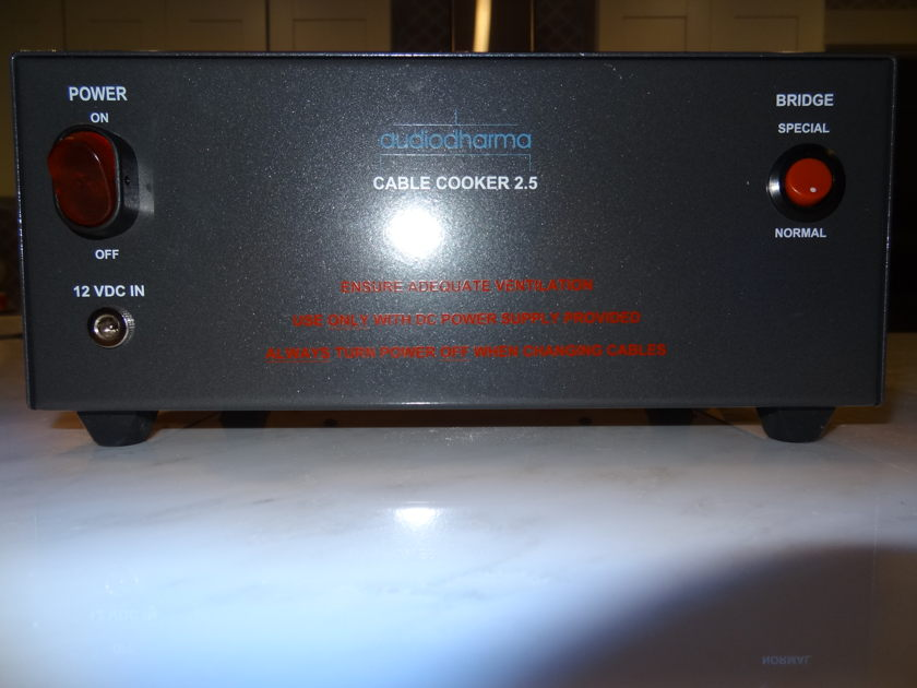 Audiodharma Cable Cooker  Model 2.5 PRO Version