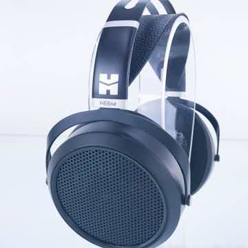 HiFiMan HE6se Open Back Planar Magnetic Headphones