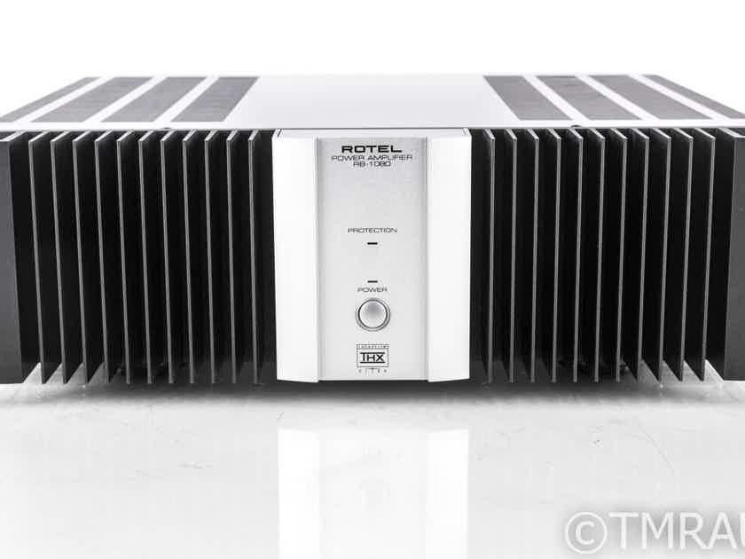 Rotel RB-1080 Stereo Power Amplifier; RB1080 (20194)