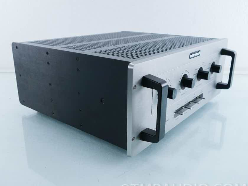 Audio Research Reference 1 Stereo Tube Preamplifier; Platinum Grey Faceplate (16766)