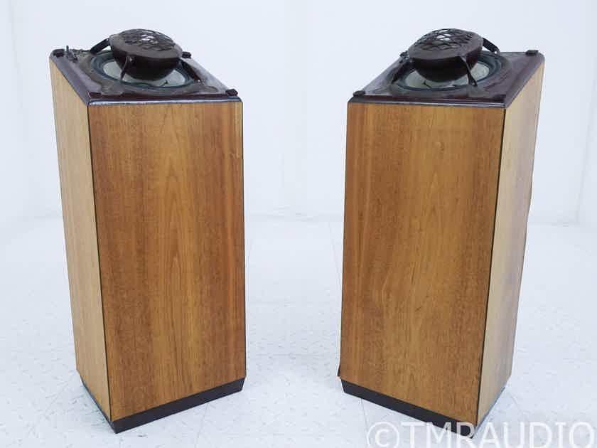 Morrison Model 1 Floorstanding Speakers; Walnut Pair (17990)
