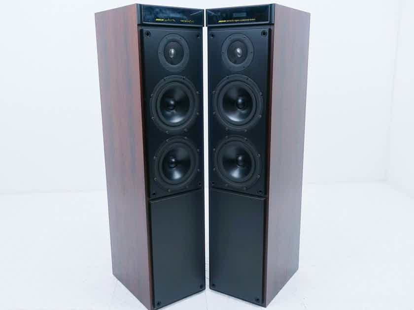 Meridian DSP 5000 Digital Powered Floorstanding Speakers D5K; Rosewood Pair (14541)