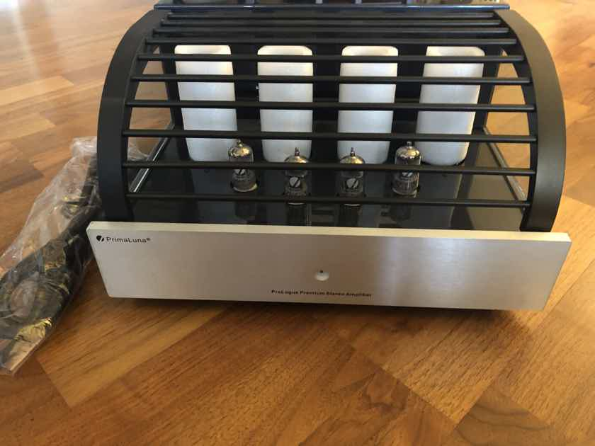 PrimaLuna Prologue Premium Amplifier