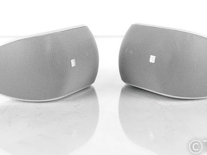 B&W M-1 On-Wall / Surround Speakers; White Pair (21184)