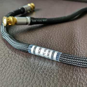 Acoustic Revive COX-1.0 Triple C-FM-BNC 1M