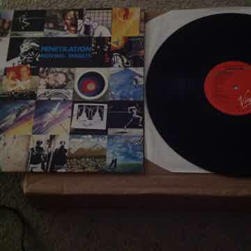 Penetration - Moving Targets Virgin Records  U.K. Vinyl...