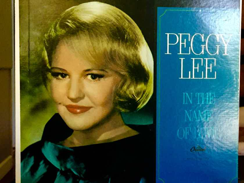 Peggy Lee - In The Name of Love