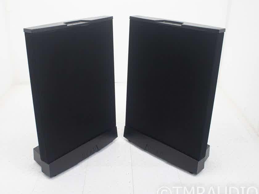 Quad ESL 988 Electrostatic Speakers; Black Pair; AS-IS (Defective) (18721)