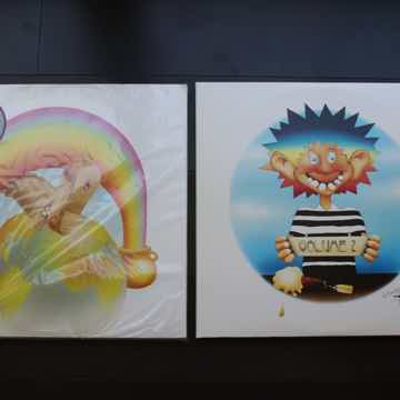 The Grateful Dead Europe '72 Vols. 1 + 2 - RTI Vinyl - HQ180 - Mint