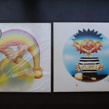 The Grateful Dead Europe '72 Vols. 1 + 2 - RTI Vinyl - HQ180 - Mint