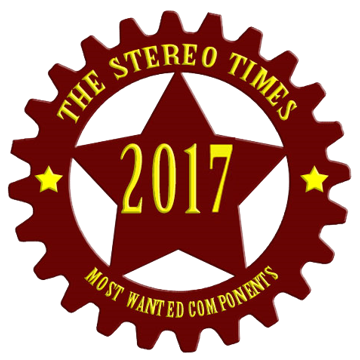 StereoTimes Most Wanted Component Award 2017