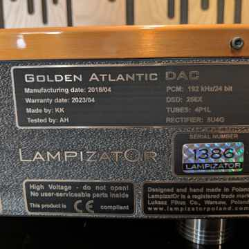 Lampizator Golden Atlantic