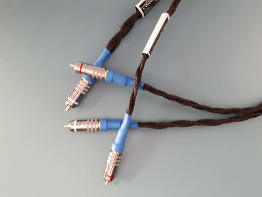 Audio interconnect / phono cable