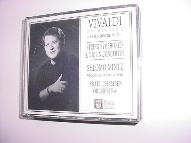 MHS Shlomo Mintz Vivaldi 3 cd set