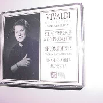 string symphonies & violin concertos vol III IV V