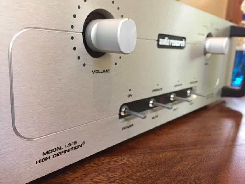 Audio Research LS-16