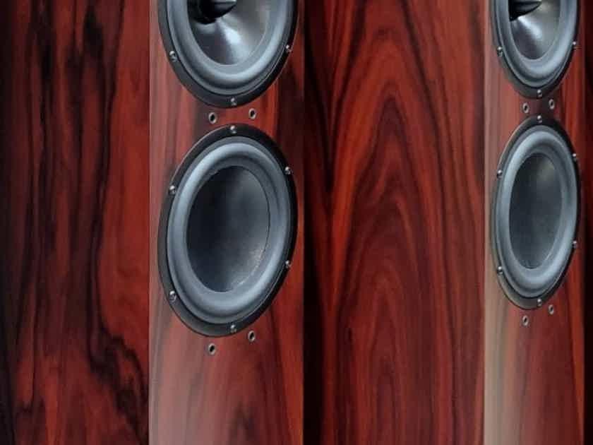 Spendor  D7 Floor Standing Tower Speaker - Premium Rosewood-FACTORY SEALED/WARRANTY!