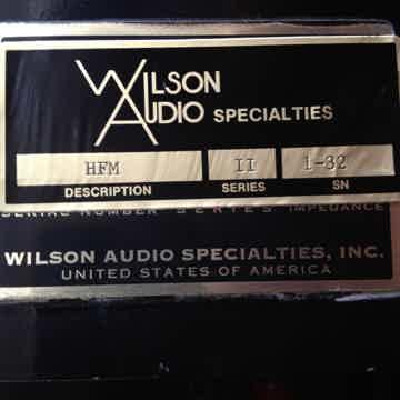 Wilson Audio X-1 Grand SLAMM Series II