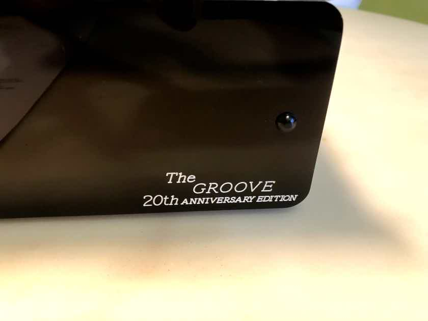Tom Evans  Groove 20th Anniversary Edition w/ adjustable loading