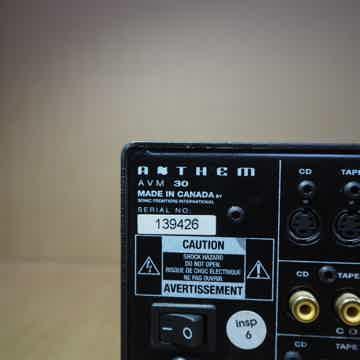 Anthem AVM-30