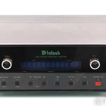 McIntosh C45 5.1 Channel Home Theater Processor