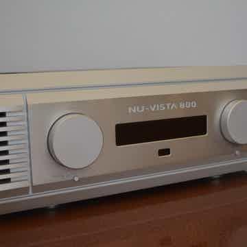 Musical Fidelity NuVista 800