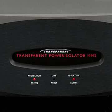 Transparent Audio Power Isolator MM