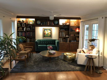 Vintage home retreat