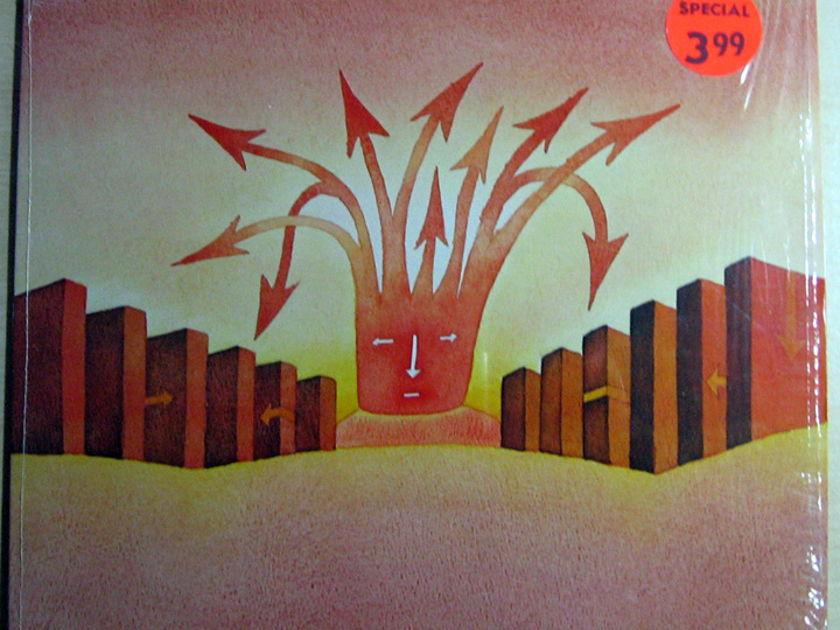 Steve Khan -  Arrows  White Label Promo Columbia JC 36129